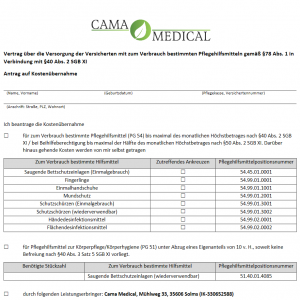 Antrag-Kostenübernahme-Cama-Medical